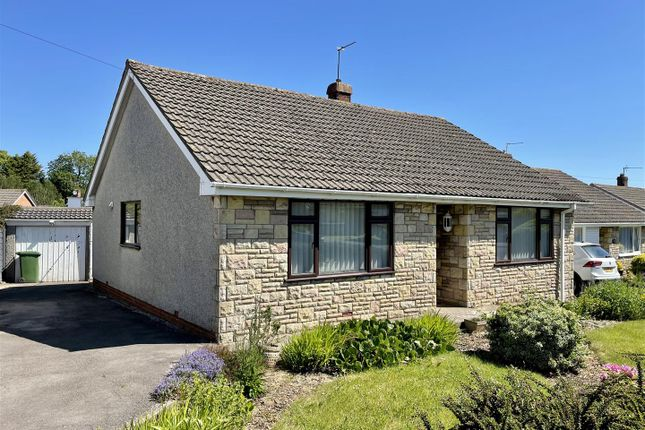 Thumbnail Detached bungalow for sale in Wirewood Crescent, Tutshill, Chepstow