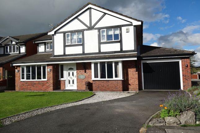 Thumbnail Detached house for sale in Leadale, Lea, Preston