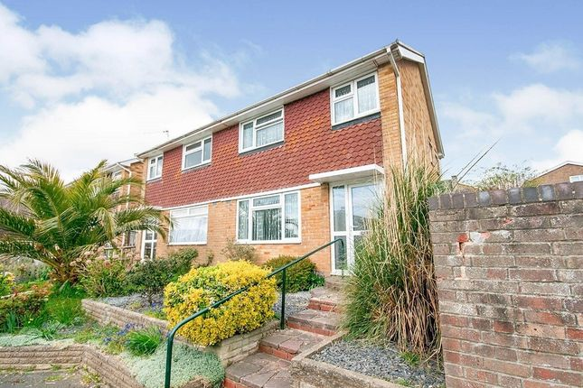 3 bed semi-detached house for sale in Turner Close, Eastbourne BN23
