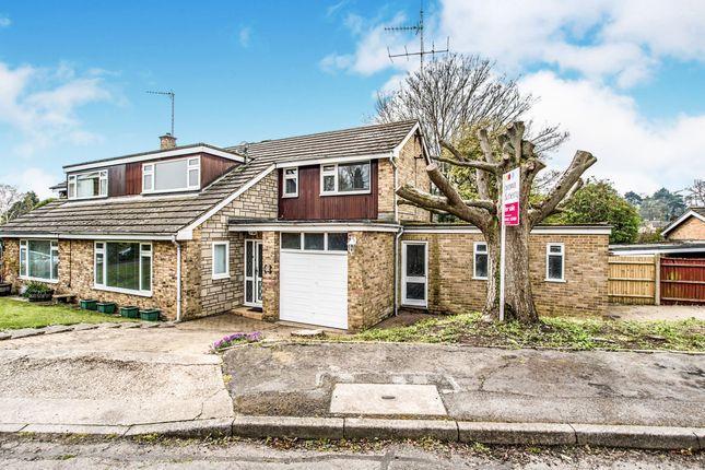 Thumbnail Semi-detached house for sale in Parkhill Road, Hemel Hempstead