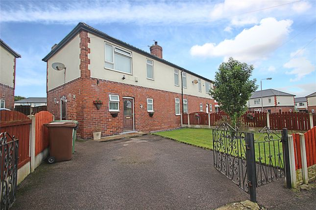 Thumbnail 3 bed semi-detached house for sale in Brettegate, Hemsworth, Pontefract, West Yorkshire