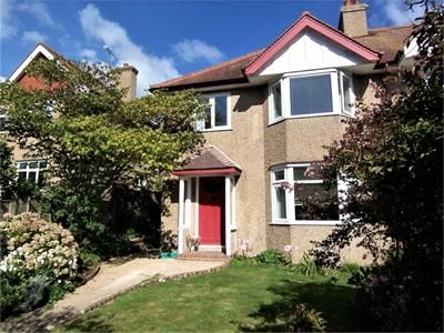 3 bed semi-detached house for sale in Seaton Down Road, Seaton EX12