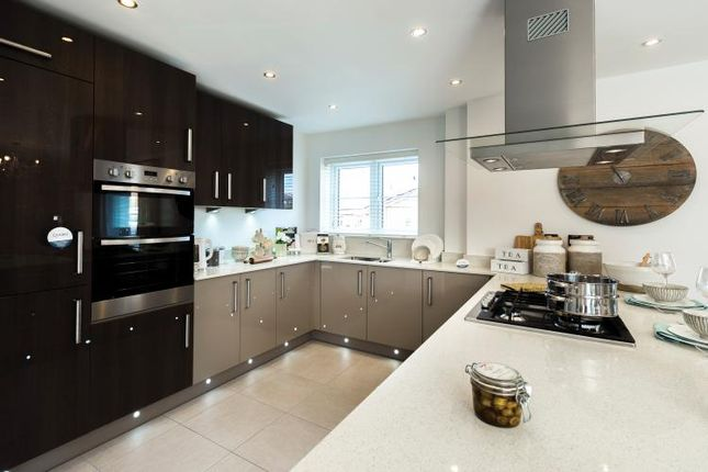Detached house for sale in Chester Road, Hinstock, Shropshire