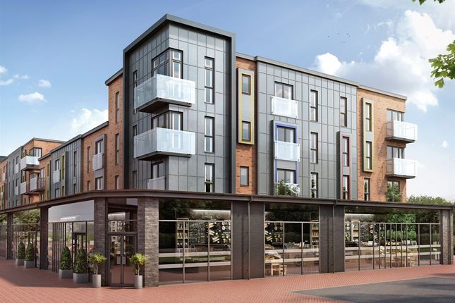 """2 bedroom flat for sale in """"Block A"""" at Neptune Road, Barry"""