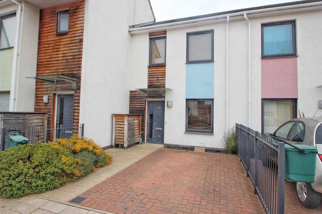 Thumbnail Terraced house for sale in Cowper Crescent, Turner Rise, Colchester