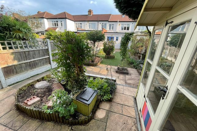 Thumbnail Terraced house to rent in Chestnut Avenue, Hornchurch, Essex
