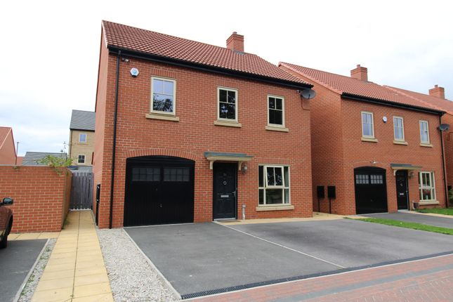 Thumbnail Detached house for sale in Magenta Crescent, Balby, Doncaster