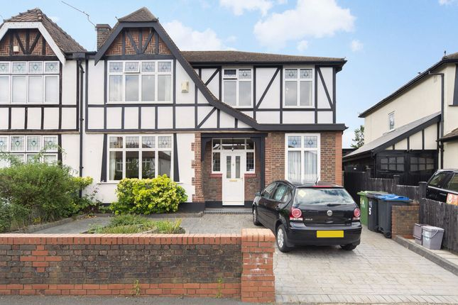Thumbnail Semi-detached house for sale in The Ridings, Surbiton