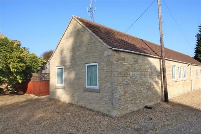 Thumbnail Semi-detached bungalow for sale in Magnolia Lodge, North Witham, Grantham, Lincolnshire