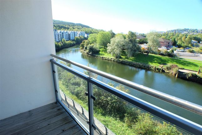 1 bed flat for sale in Phoebe Road, Copper Quarter, Swansea SA1 - Zoopla