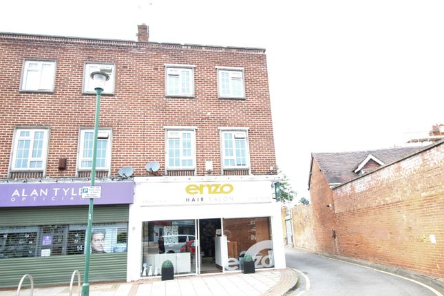Thumbnail Flat to rent in Station Road, Dorridge, Solihull, West Midlands
