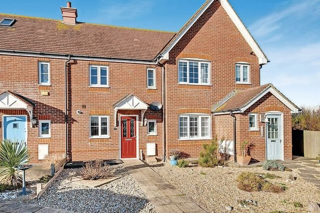 Thumbnail Terraced house for sale in Chandlers Lea, Bracklesham Bay, Chichester