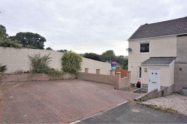 Thumbnail End terrace house to rent in Babis Farm Mews, Saltash