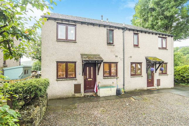 Thumbnail Semi-detached house for sale in Stonebeck, Lindale, Grange-Over-Sands
