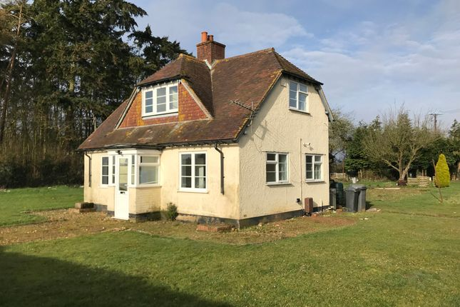 Thumbnail Detached house to rent in Newton Stacey, Stockbridge