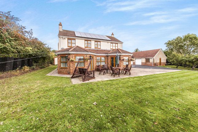 Thumbnail Detached house for sale in Sandyleas, Whinney Hill, Stockton-On-Tees