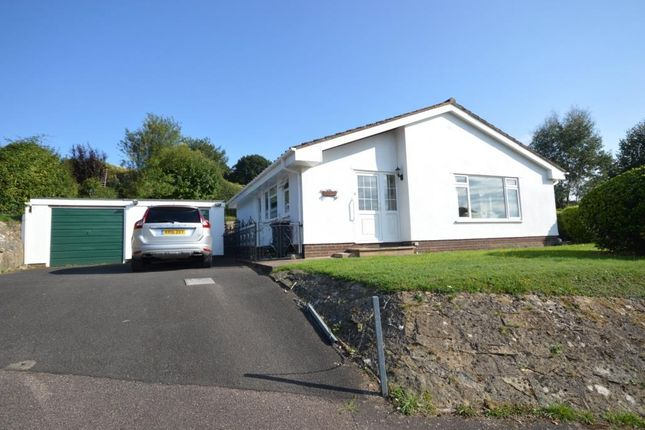 Thumbnail Detached bungalow for sale in Barton Orchard, Tipton St. John, Sidmouth, Devon