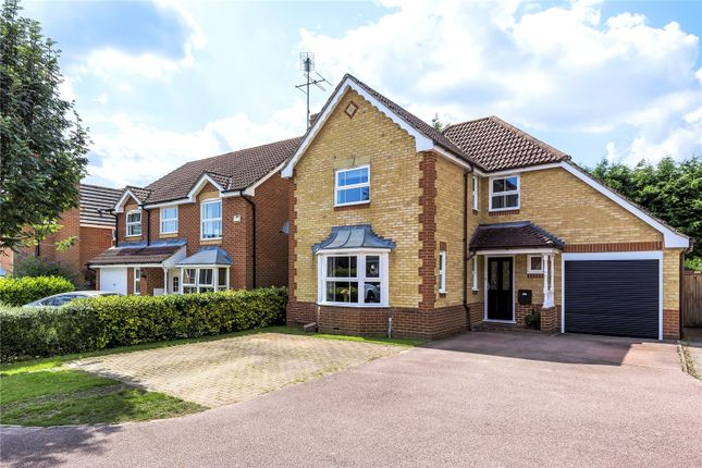 Thumbnail Detached house for sale in Nutham Lane, Southwater, West Sussex