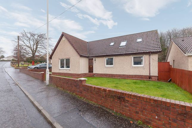 Thumbnail Detached house for sale in Woodend Road, Cardenden, Lochgelly, Fife