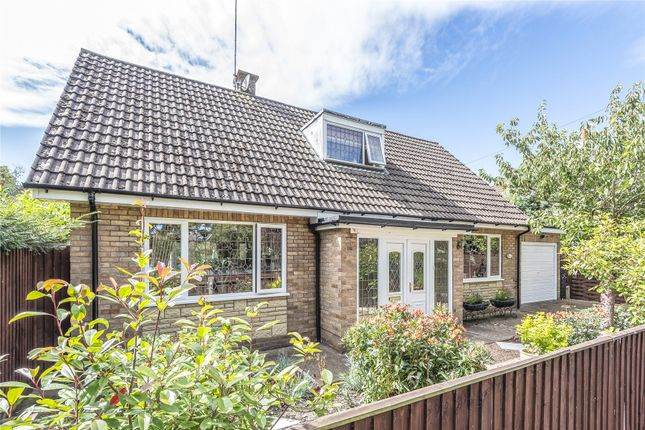 Thumbnail Bungalow for sale in Welby Gardens, Grantham