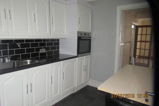 Kitchen of Hamilton Terrace, Maesteg, Bridgend CF34