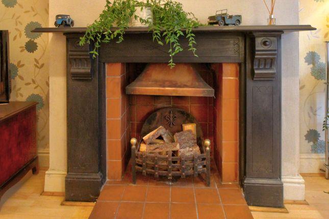 Fireplace of Clarendon Road, Morecambe LA3