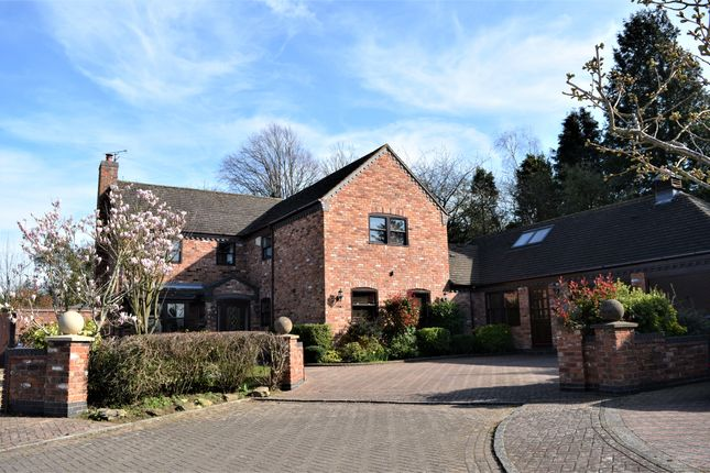 Thumbnail Detached house for sale in Bramley Orchard, Bushby, Leicester