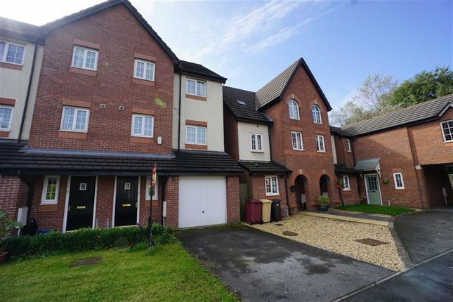 Thumbnail Town house to rent in Anderby Walk, Westhoughton, Bolton