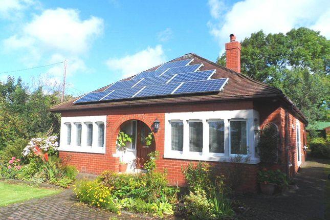 Thumbnail Detached bungalow for sale in Head Dyke Lane, Poulton Le Fylde