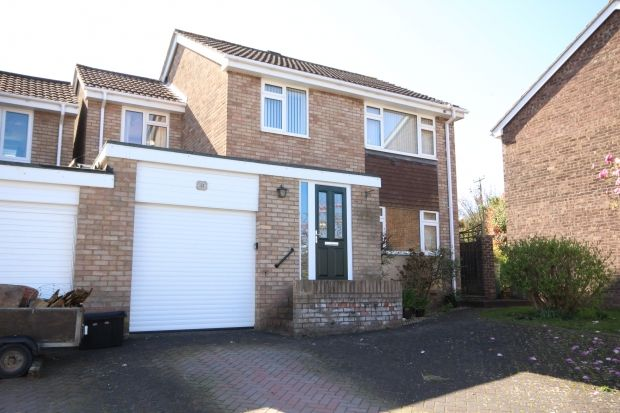 Thumbnail Detached house for sale in Puriton Park, Puriton, Bridgwater