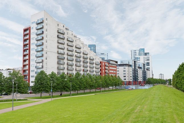 Thumbnail Studio for sale in Glasgow Harbour Terraces, Glasgow Harbour, Glasgow