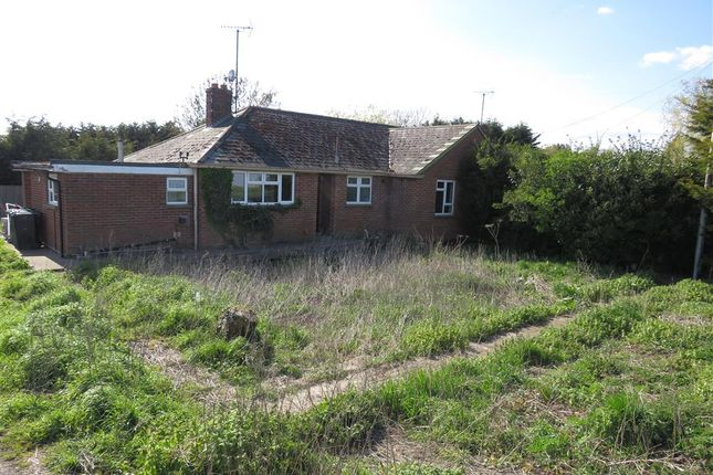 3 bed semi-detached bungalow for sale in St. Marys Road, Ramsey, Huntingdon PE26