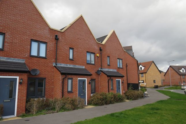 3 bed terraced house for sale in Trinity Way, Basingstoke RG24