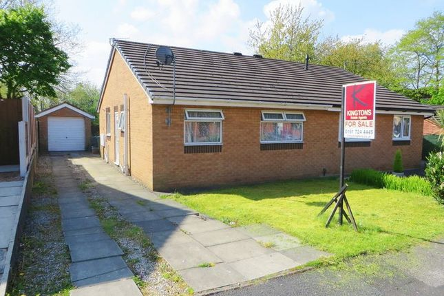Thumbnail Semi-detached bungalow for sale in Greenbrook Close, Bury
