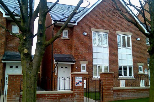 Thumbnail Semi-detached house for sale in Bold Street, Hulme, Manchester