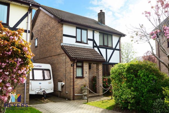 Thumbnail Detached house for sale in Sandford Road, Wareham BH20.