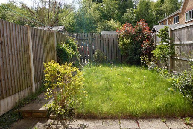 Garden of Heathfield Way, Mansfield NG18