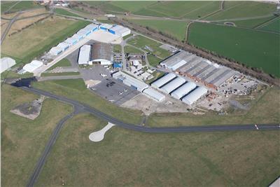 Thumbnail Industrial to let in Industrial/Warehouse Premises, Aviation Park, Flint Road, Deeside, Chester, Flintshire