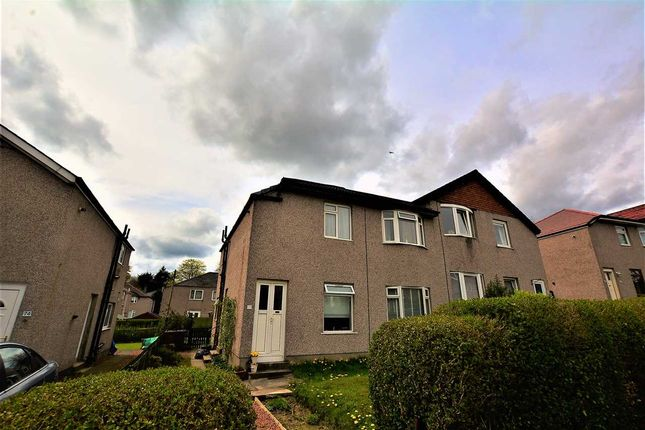 Thumbnail Flat for sale in Ashcroft Drive, Croftfoot