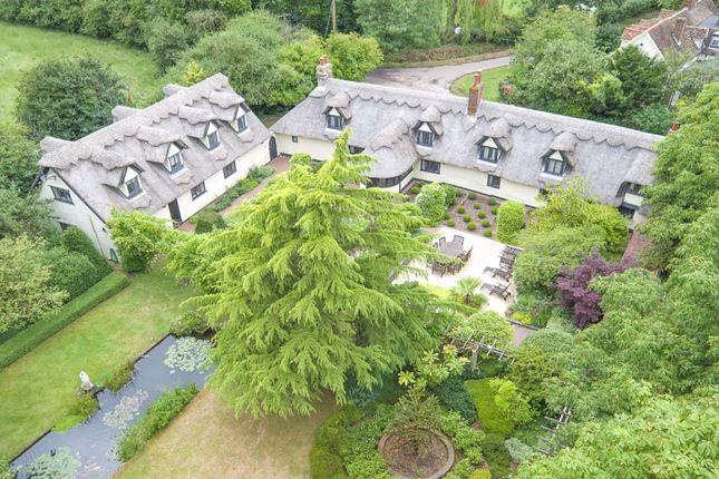 Thumbnail Detached house for sale in Bridge Green, Duddenhoe End, Saffron Walden