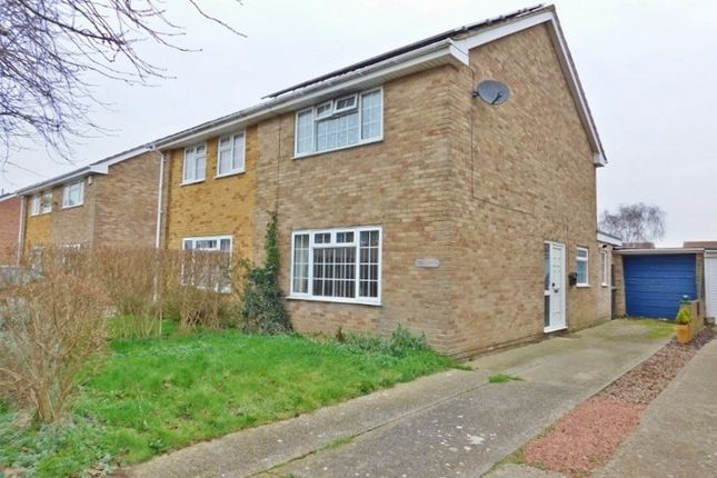 3 bed semi-detached house for sale in Spencer Drive, Lee-On-The-Solent