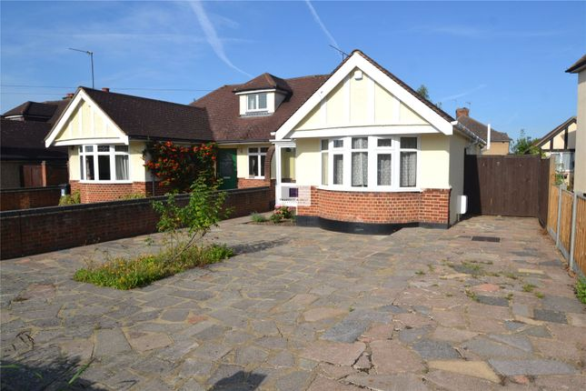 Thumbnail Semi-detached bungalow to rent in Wimborne Grove, Watford