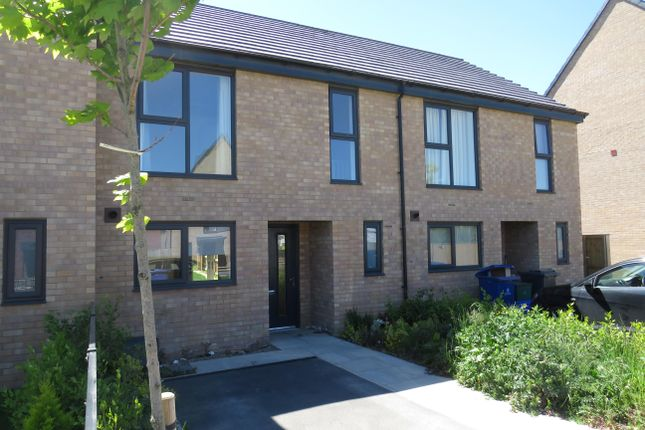 Thumbnail Town house to rent in Parkhall Drive, Askern, Doncaster