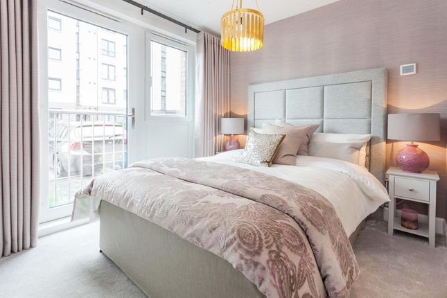 "2 bedroom flat for sale in ""Type Da-1"" at Bonnington Road Lane, Edinburgh"