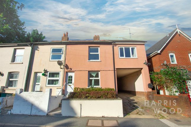 Thumbnail Terraced house to rent in Greenstead Road, Colchester