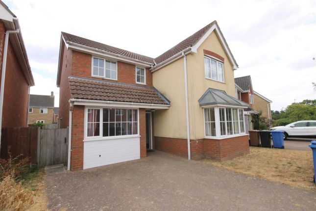 Thumbnail Semi-detached house to rent in Bladewater Road, Norwich