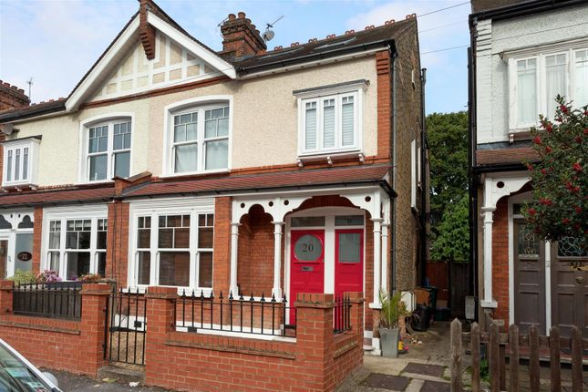 Thumbnail Flat for sale in Stanton Road, West Wimbledon