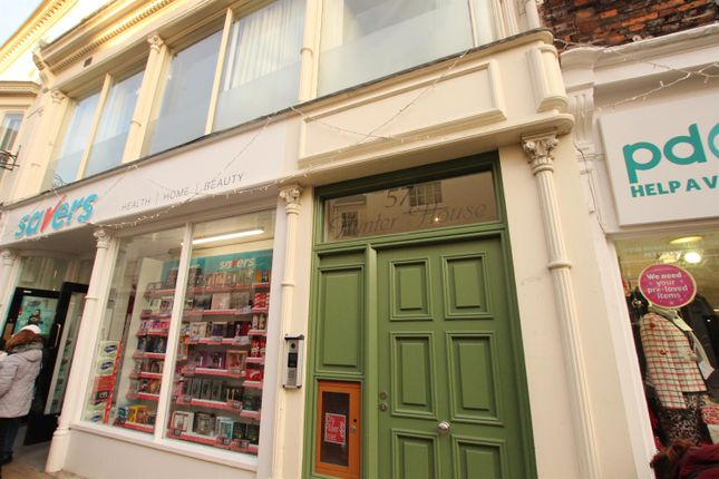 Thumbnail Flat to rent in Hunter House, Goodramgate, York