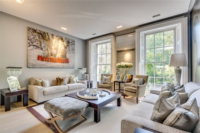 Thumbnail Terraced house for sale in Montpelier Square, London
