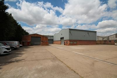 Thumbnail Light industrial for sale in 5A Cobham Road, Pershore, Worcestershire